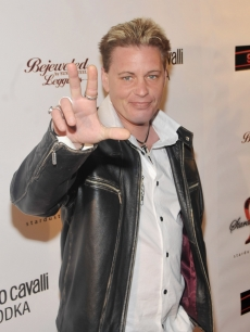Corey Haim arrives at the 3rd Annual Avant Garde Fashion Event And 'Shark City' After Party at Boulevard Three on March 19, 2009 in Los Angeles, Calif.