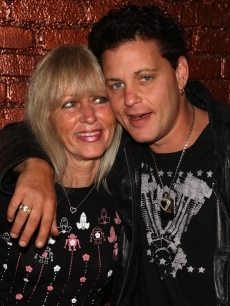 Corey Haim and his mother Judy Haim attend &#8220;The Two Coreys&#8221; premiere on July 27, 2007