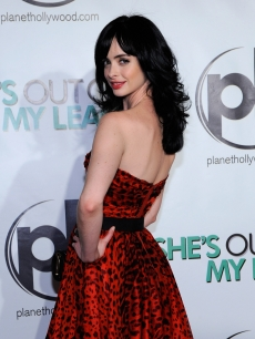 Krysten Ritter attends the Las Vegas premiere of &#8216;She&#8217;s Out of My League&#8217; at the Planet Hollywood Resort &amp; Casino in Las Vegas on March 10, 2010