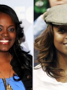 Paige Miles from &#8216;American Idol&#8217; and Keisha Knight Pulliam