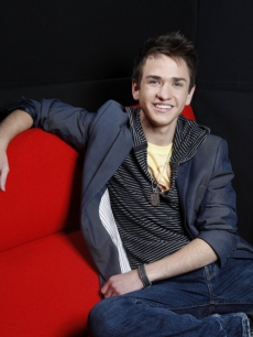 Aaron Kelly from 'American Idol' Season 9, March 2010