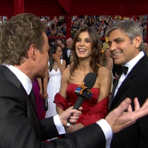 2010 Oscars Red Carpet: George Clooney - Jeff Bridges 'Better Give A Rockin' Acceptance Speech'… Or Else