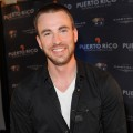 Chris Evans attends the Amaury Nolasco & Friends Golf Classic closing nigt after party at Bahia Beach in San Juan, Puerto Rico on June 20, 2009
