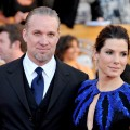 Jesse James and Sandra Bullock arrives at the 16th Annual Screen Actors Guild Awards held at the Shrine Auditorium  in Los Angeles, California on January 23, 2010