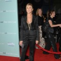 Jennifer Aniston carried a Ferragamo clutch to the world premiere of her new film &#8216;He&#8217;s Not Just That Into You.&#8217;  The premiere was held at Grauman&#8217;s Chinese Theatre on February 2, 2009 in Los Angeles