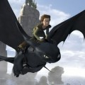 Hiccup and Toothless fly into action in &#8216;How To Train Your Dragon&#8217; (2010)