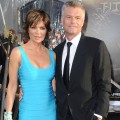 Lisa Rinna: Nobody Can 'Work A Toga' Like Harry Hamlin