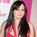 Shannen Doherty attends Perez Hilton's 'Carn-Evil' 32nd birthday party at Paramount Studios on March 27, 2010 in Los Angeles, California