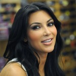 Kim Kardashian appears at Walgreens in Miami Beach, Florida on March 19, 2010