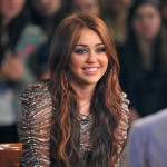 Miley Cyrus appears on ABC's 'Good Morning America' at ABC News' Times Square Studio, NYC, on March 22, 2010