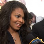 Janet Jackson talks to Access Hollywood at a special screening of 'Why Did I Get Married Too?' at the School of Visual Arts Theater in New York City on March 22, 2010