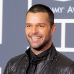 Ricky Martin arrives at the 52nd Annual GRAMMY Awards held at Staples Center, Los Angeles, January 31, 2010