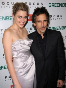 Greta Gerwig and Ben Stiller arrive at the premiere of &#8216;Greenberg&#8217; at the ArcLight, Hollywood, March 18, 2010