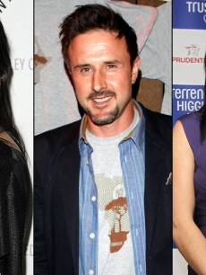 Courteney Cox/David Arquette/Neve Campbell