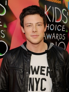Cory Monteith arrives at Nickelodeon's 23rd Annual Kids' Choice Awards held at UCLA's Pauley Pavilion in Los Angeles, California on March 27, 2010