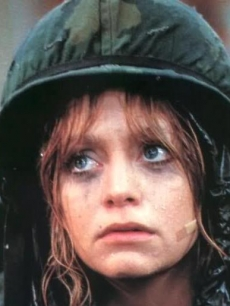 Goldie Hawn in 1980&#8217;s &#8216;Private Benjamin&#8217;