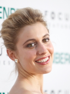 Greta Gerwig attends the Los Angeles premiere of &#8216;Greenberg,&#8217; ArcLight Hollywood, March 18, 2010
