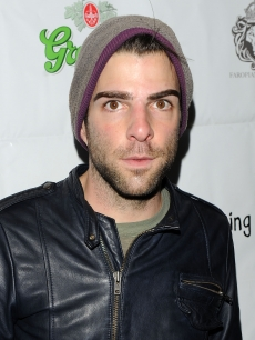 Zachary Quinto attends the premiere of &#8216;Breaking Upwards&#8217; at the IFC Center, NYC, April 1, 2010