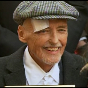 Dennis Hopper Gets His Walk Of Fame Star