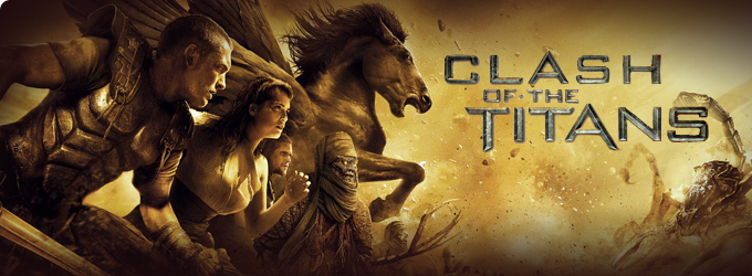 'Clash of The Titans'