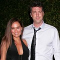 Tia Carrere and Simon Wakelin in happier times in February 2009