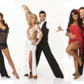 Aiden Turner, Edyta Sliwinska, Kate Gosselin, Tony Dovolani, Niecy Nash and Louis van Amstel from 'Dancing with the Stars'