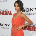 Zoe Saldana Gushes On Self Magazine Photo Shoot