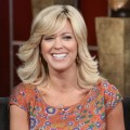 Kate Gosselin visits Access Hollywood on April 14, 2010