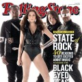 The Black Eyed Peas on the cover of Rolling Stone magazine, April 29, 2010