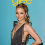 Dianna Agron arrives at FOX's 'Glee' spring premiere soiree held at Bar Marmont, Los Angeles, April 12, 2010