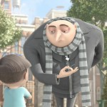 Steve Carell as the voice of Super-villain Gru in &#8216;Despicable Me,&#8217; due July 9