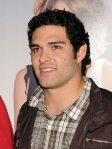 Mark Sanchez of the New York Jets (and formerly USC) attends the premiere of &#8216;Date Night,&#8217; NYC, April 6, 2010