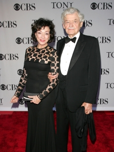 Dixie Carter and Hal Holbrook arrive at the 60th Annual Tony Awards at Radio City Music Hall in New York on June 11, 2006