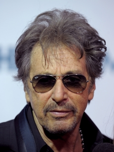 Al Pacino attends the HBO Film's 'You Don't Know Jack' premiere at Ziegfeld Theatre, NYC, April 14, 2010