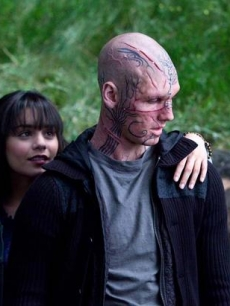 Vanessa Hudgens and Alex Pettyfer in a scene from &#8216;Beastly,&#8217; due July 30