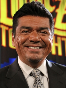 George Lopez chats with Access Hollywood on APril 15, 2010