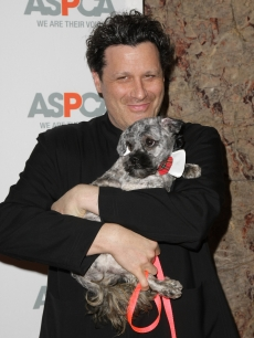 Isaac Mizrahi attends the 13th annual ASPCA Bergh Ball at The Plaza Hotel, NYC, April 15, 2010