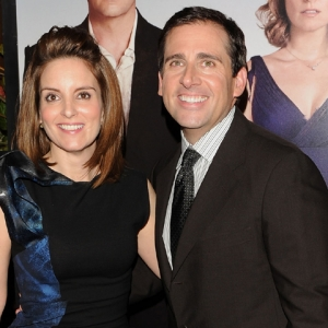 Steve Carell &amp; Tina Fey&#8217;s &#8216;Date Night&#8217; Premiere, New York