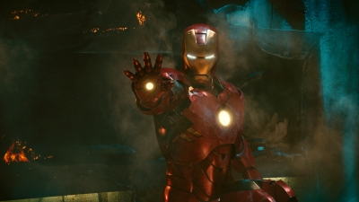Iron Man gets explosive in 'Iron Man 2'