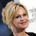 Melanie Griffith at the opening night premiere of &#8216;Shrek Forever After&#8217; at the Tribeca Film Festival in New York on April 21, 2010