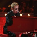 Sir Elton John performs at 'Idol Gives Back' in Pasadena, Calif. on April 21, 2010