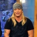 Bret Michaels visits FOX's 'The Morning Show with Mike and Juliet' at FOX Studios on January 14, 2009 in New York City