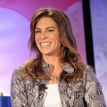 Jillian Michaels talks with reporters at the NBC Universal Summer Press Day, Pasadena, Calif., April 26, 2010