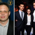 Bill Condon and 'Twilight Saga' stars Taylor Lautner, Kristen Stewart and Robert Pattinson