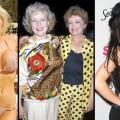 Heidi Montag, Betty White and Rue McClanahan, Lindsay Lohan