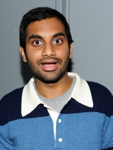 Aziz Ansari attends Apple Store Soho&#8217;s &#8216;Meet The Actor: Aziz Ansari&#8217; on February 2, 2010 in New York, New York