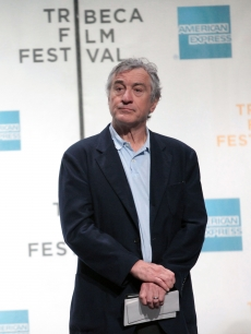 Robert De Niro attends the opening press conference for the 2010 Tribeca Film Festival at the Tribeca Performing Arts Center on April 20, 2010 in New York City