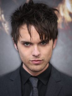 Thomas Dekker attends the &#8216;Nightmare On Elm Street&#8217; film premiere at Grauman&#8217;s Chinese Theatre, LA, April 27, 2010