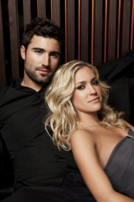 Kristin Cavallari and Brody Jenner from MTV's 'The Hills' Season 6