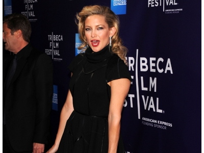 2010 Tribeca Film Festival: Kate Hudson Gears Up For Mother's Day & Responds To Tabloid Rumors